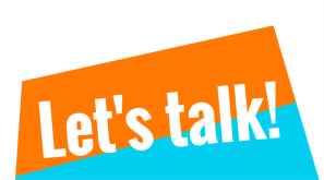 Let's talk! (2)
