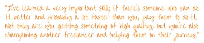 jemima on best use of skills