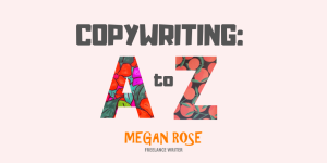 a-z of copywriting