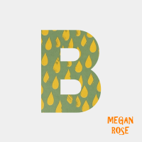B is for brief, biscuits and blog post ideas.